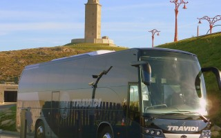 El Camino Inglés, una ruta llegada del norte para peregrinar a Compostela