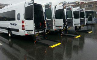 Travidi, una firma comprometida con el transporte adaptado para Personas con Movilidad Reducida (PMR)