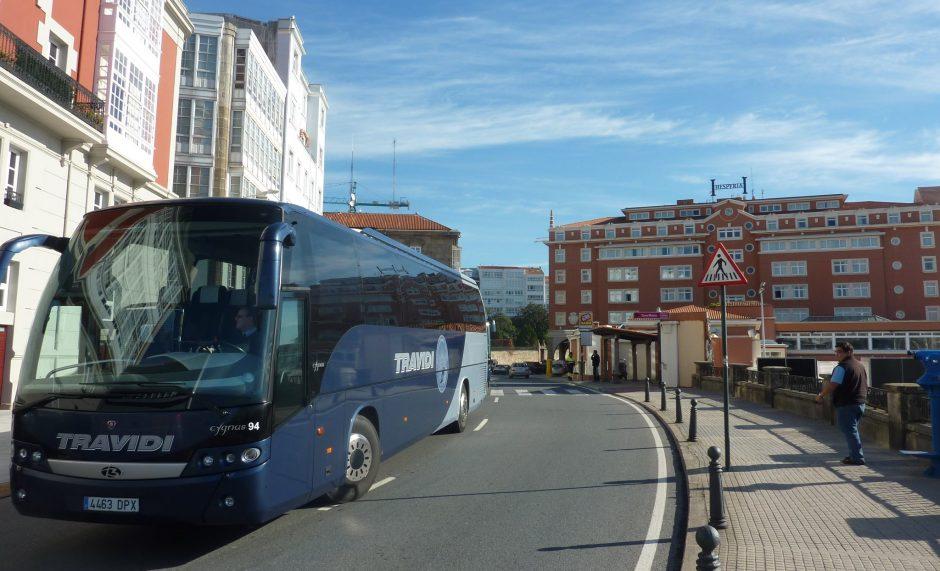 Travidi - bus - autobus - autocar