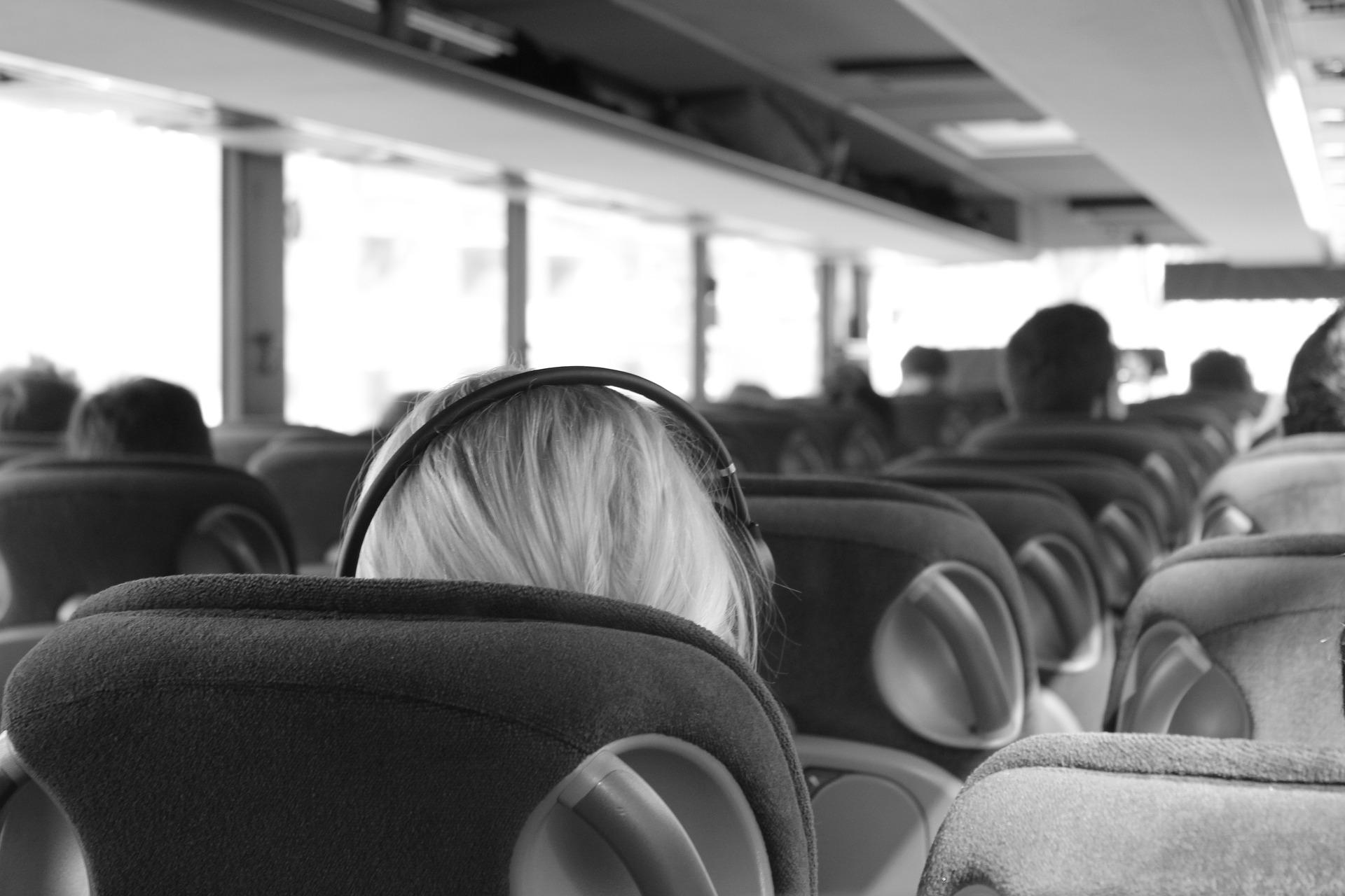 ventajas de viajar en autobús