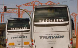 Travidi os ayuda a desplazaros entre etapas en vuestro Camino de Santiago en grupo