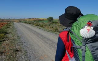 (Español) Transita de etapa en etapa del Camino Primitivo a bordo de los modernos autobuses de Travidi